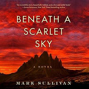 Beneath a Scarlet Sky Audiobook