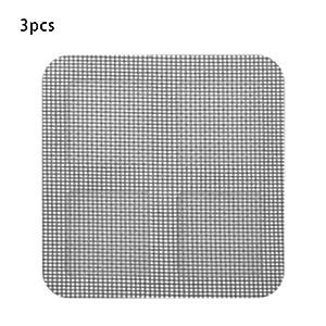 Sylvialuca Patch di Riparazione dello Schermo della Porta della Finestra Schermo Anti-Insetti e Bug Kit di Patch Adesivo… 1 spesavip