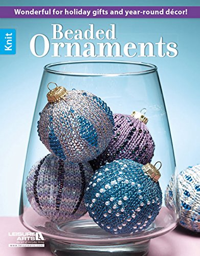 12 Exquisite Beaded Ornaments to Knit (6536) ()