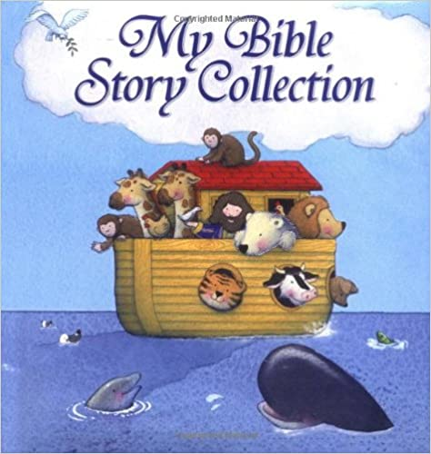 Book My Bible Story Collection