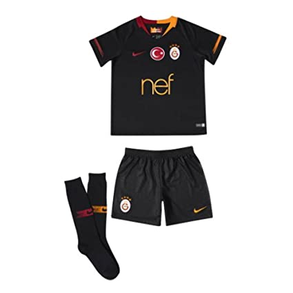 quality design 6b11a 242b4 Amazon.com : Nike 2018-2019 Galatasaray Away Little Boys ...