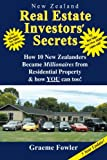 img - for Real Estate Investors Secrets - How 10 Investors Became Millionaires in Property: Property Investing book / textbook / text book