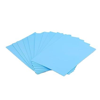 amazon com eva foam paper sheet 20 packs 8x12 inch 2mm thick a4