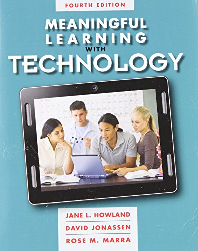 Meaningful Learning with Technology (4th Edition)