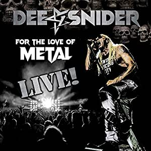 For the Love of Metal (Live) [Bonus DVD]