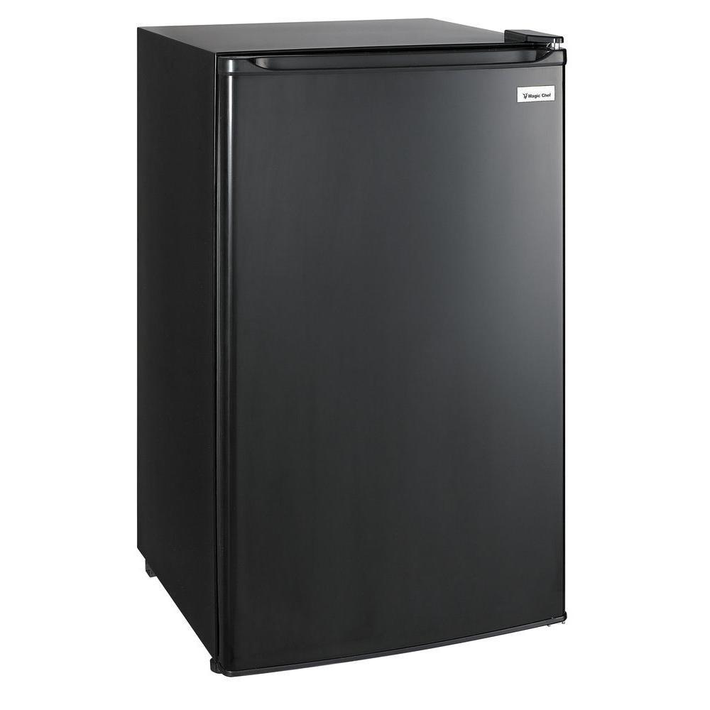 Magic Chef 3.5 cu. ft. Mini Refrigerator in Black