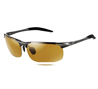 e881a508412 Polaris smart discoloration night vision polarized drive day and night  sunglasses