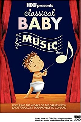 Classical Baby The Music Show from Hbo Home Video