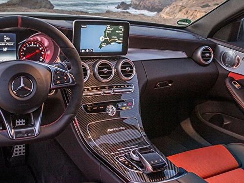 SCHAETZ Mercedes W205 S205 C205 AMG Carbon fibre fiber Centre Center Console C63 C63S Genric