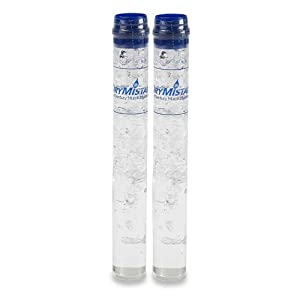 Drymistat Humidor Humidifier Tubes Set Your Humidor to 70% Humidity (Pack of 2)