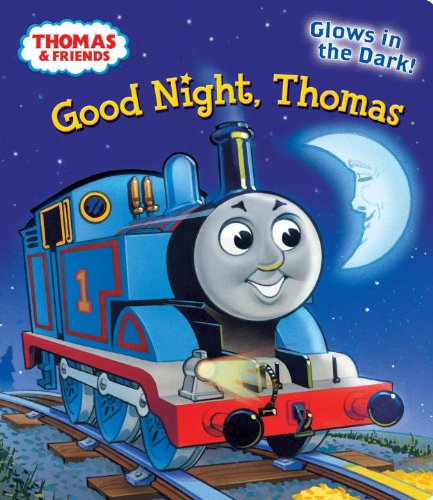 Good Night, Thomas Glow-in-the-Dark Book