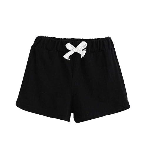 ba86a43b2 Goodtrade8 3-Pack Newborn Toddler Baby Boy Girl Shorts Bloomers Summer  Cotton Kid Soft (