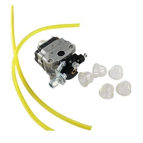 Huri carburador primer bombillas para Honda GX31 GX35 Motor ...