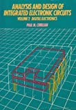 Analysis and Design of Integrated Circuits, Paul M. Chirlian, 0063182157
