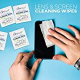 Care Touch Lens Cleaning Wipes - 210 Pre-Moistened