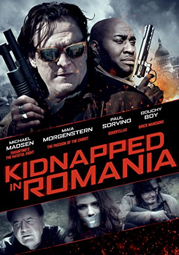 Kidnapped Romania Michael Madsen product image