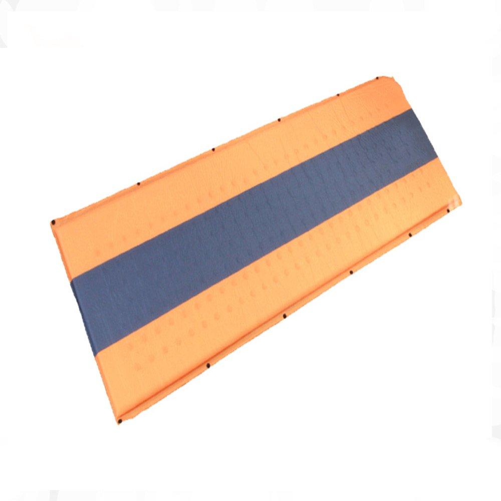 XY&CF Aufblasbare camping matte und kissen aufblasbare schlafen camp matratze 190  60  2,5 cm