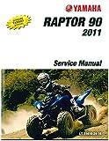 LIT-11616-24-16 2011-2013 Yamaha YFM90 Raptor Service Manual