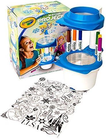 Amazon.com: Crayola Frozen Sketcher Proyector: Toys & Games