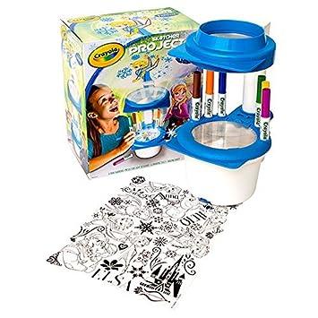 Crayola Frozen Sketcher Projector: Amazon.es: Juguetes y juegos