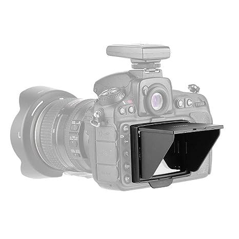 Cubierta de la cubierta de la cámara , Protector de pantalla LCD ...