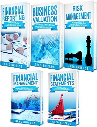 Pdf Education Corporate Finance: The Ultimate Guide to Financial Reporting, Business Valuation, Risk Management, Financial Management, and Financial Statements
