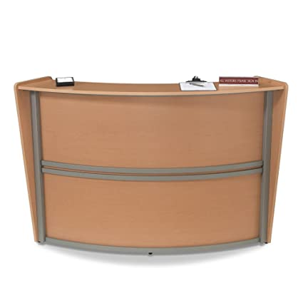 Small office reception desk Cool Hotel Reception Amazoncom Office Reception Desk Attend Small Reception Counter Office Products Amazoncom Amazoncom Office Reception Desk Attend Small Reception Counter