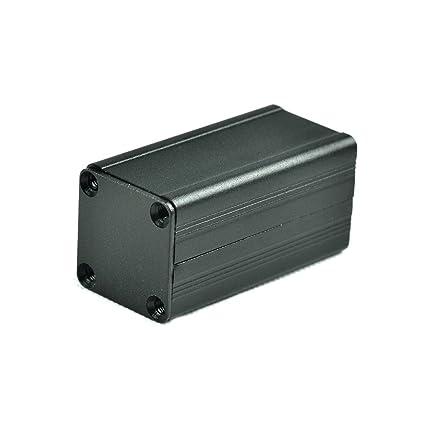 eightwood extruded aluminum box electronic project enclosure case rh amazon com