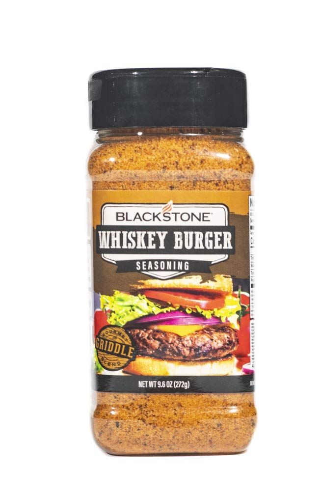 Blackstone Whiskey Burger Seasoning