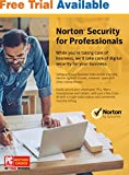 Software : Norton Security for Professionals – 5 Devices – Monthly Subscription