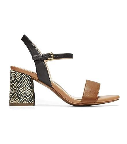 61f724505fb Amazon.com | Cole Haan Women's Josie Block Heel Sandal | Heeled Sandals