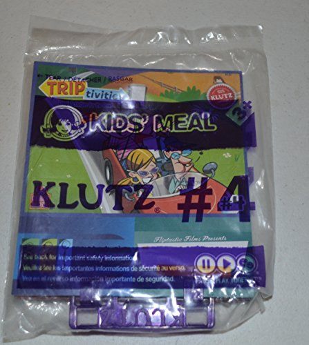 ctivities Kids Meal 3+ Toy #4 (Kids Korner 3 Light)