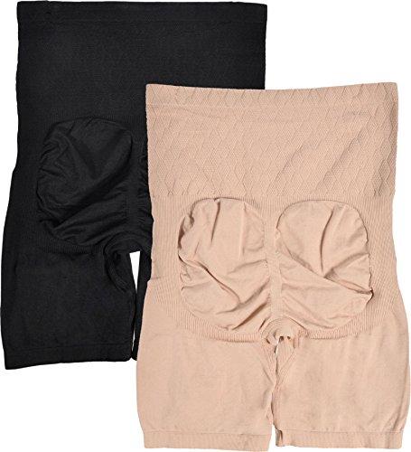 Wnderwear Womens Long Leg Seamless Firm Control -2628