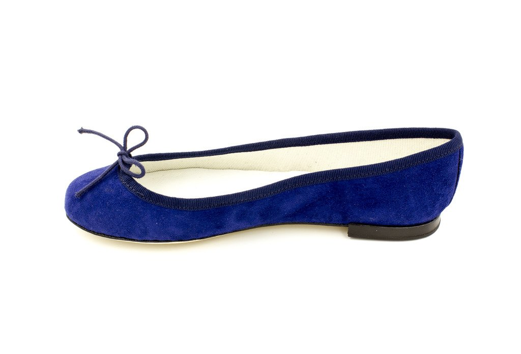 Repetto Women's Cendrillon B01HSCHS2A 35 (US 4.5) M Suede Navy