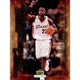 2004 Upper Deck LeBron James Freshman Season #23 LeBron James NBA Basketball Trading Card