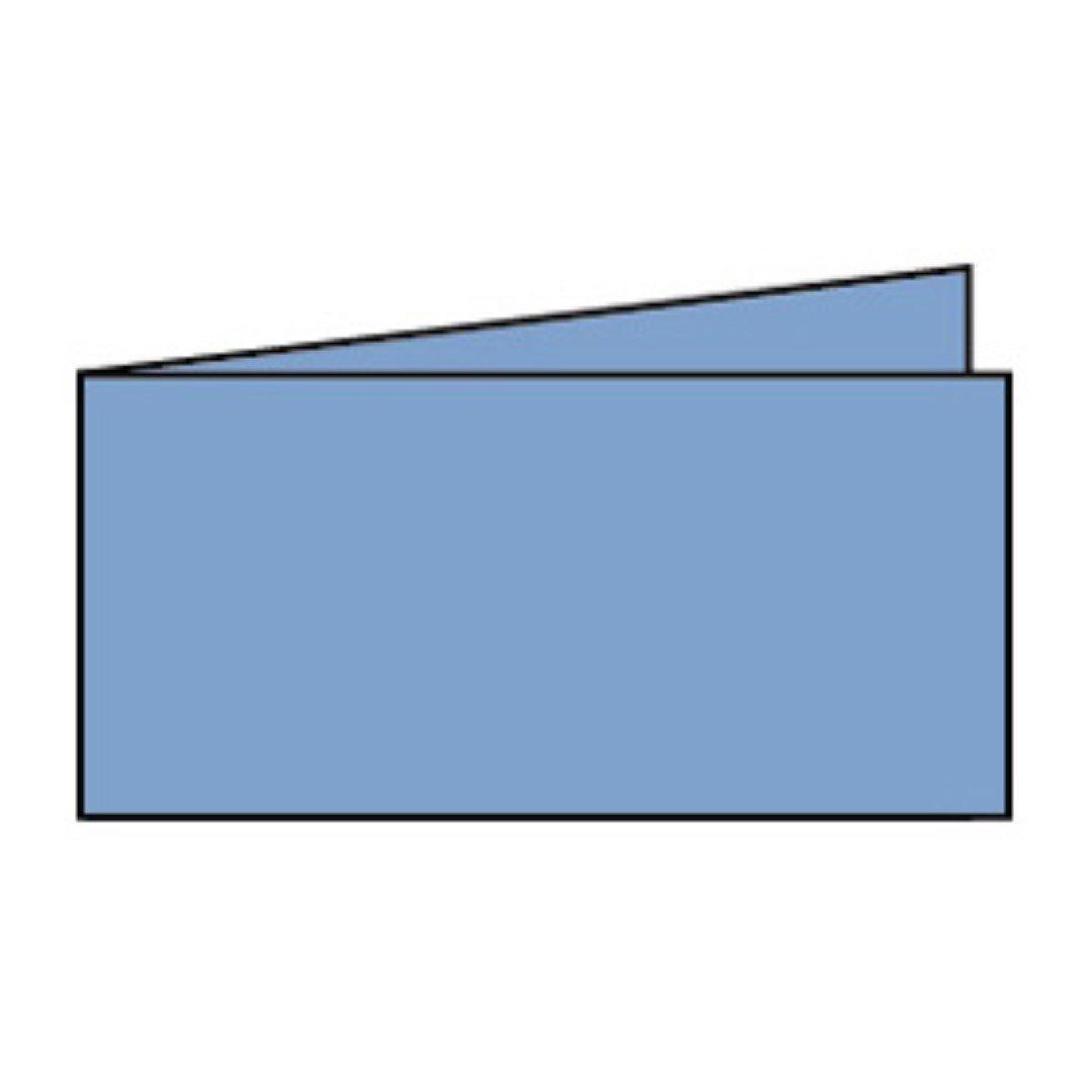 Rössler Papier - - Paperado-Karte DL ld, Dunkelblau B07CX58L6B | Neueste Technologie