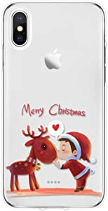Merry Christmas for Cover iPhone 7 Case 6 6S 8 Plus XR 4 4S 5 5S 5C SE 11 Pro for Funda iPhone Xs Max Case TPU for iPhone X Case,sd-lu,for iPhone 7 8