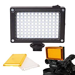 Image of the product 96 LED Video LightMini that is listed on the catalogue brand of ULANZI.