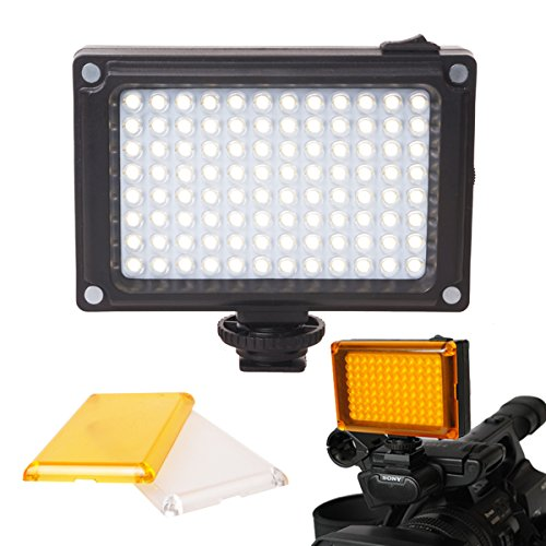 96 LED Video Light ,Mini Pocket Led Lighting for Canon Nikon