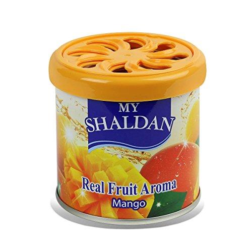 My Shaldan Japanese Car Natural Air Freshener Cans (Mango)
