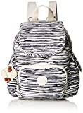 Kipling City Pack Mini Backpack Scribble lines