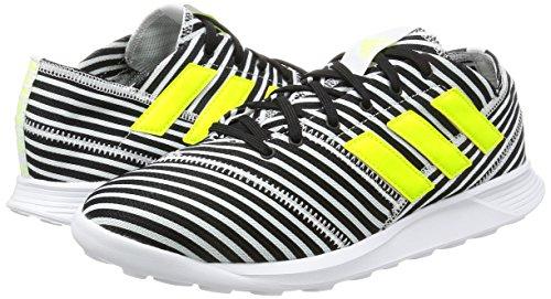 De Ftwr Hommes Solaire Multicolore Blanc Adidas noir Nemeziz 4 Football Pour Chaussures 17 Noir Tr qCwd6qzx
