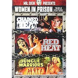 Women in Prison Triple Pack (Chained Heat / Red Heat / Jungle Warriors)