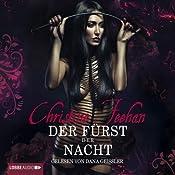 Der Fürst der Nacht (Die Legende der Karpathianer 3) | Christine Feehan