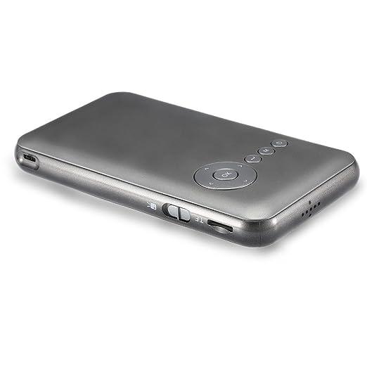 11 opinioni per OTHA Smart DLP Mini Proiettore, Caratteristiche con Uscita HDMI, Funzione
