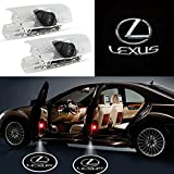 Auto Sport Car Door Logo Shadow Projector LED welcome Light (lexus)
