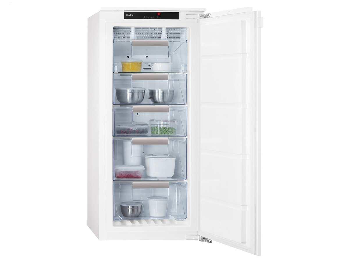 Aeg Kühlschrank Festtür Montage : Aeg agn81200c0 einbaugefrierschrank festtür technik nofrost