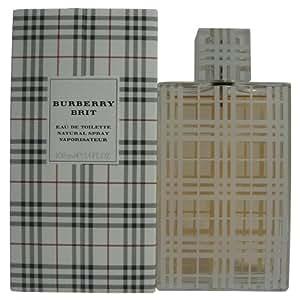 Amazon.com : Burberry Brit By Burberry For Women. Eau De
