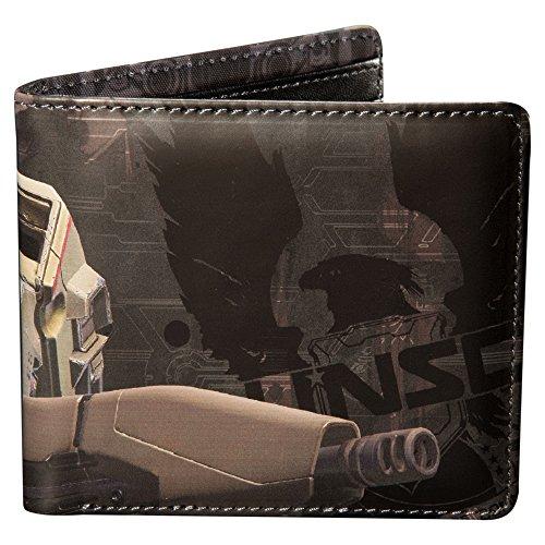 JINX Halo Master Chief Bi-Fold Wallet (Multi-Color, One Size)