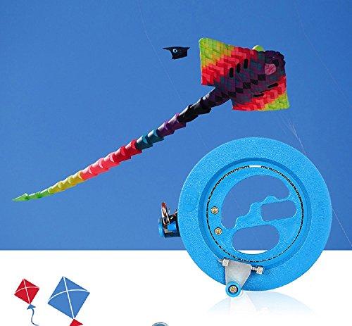 FSTH 16cm Kite Line Winder with String 100m Flying Line Kite Reel Grip (Flying Lines)